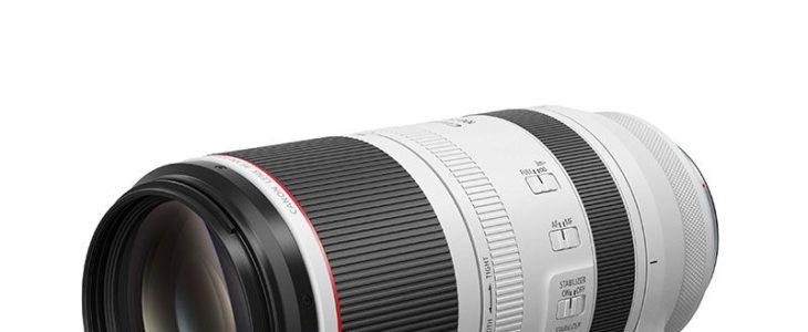 Canon Rf RF 100-500mm F/4.5-7.1L IS