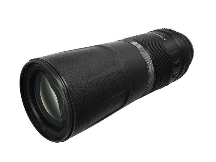 RF 800mm F/11 IS STM Review