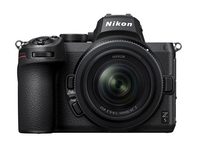 Eos Rp Vs Nikon Z 5