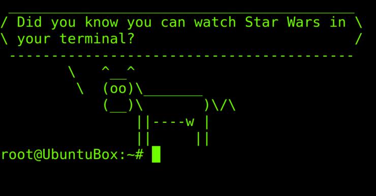 Star Wars In Lunux