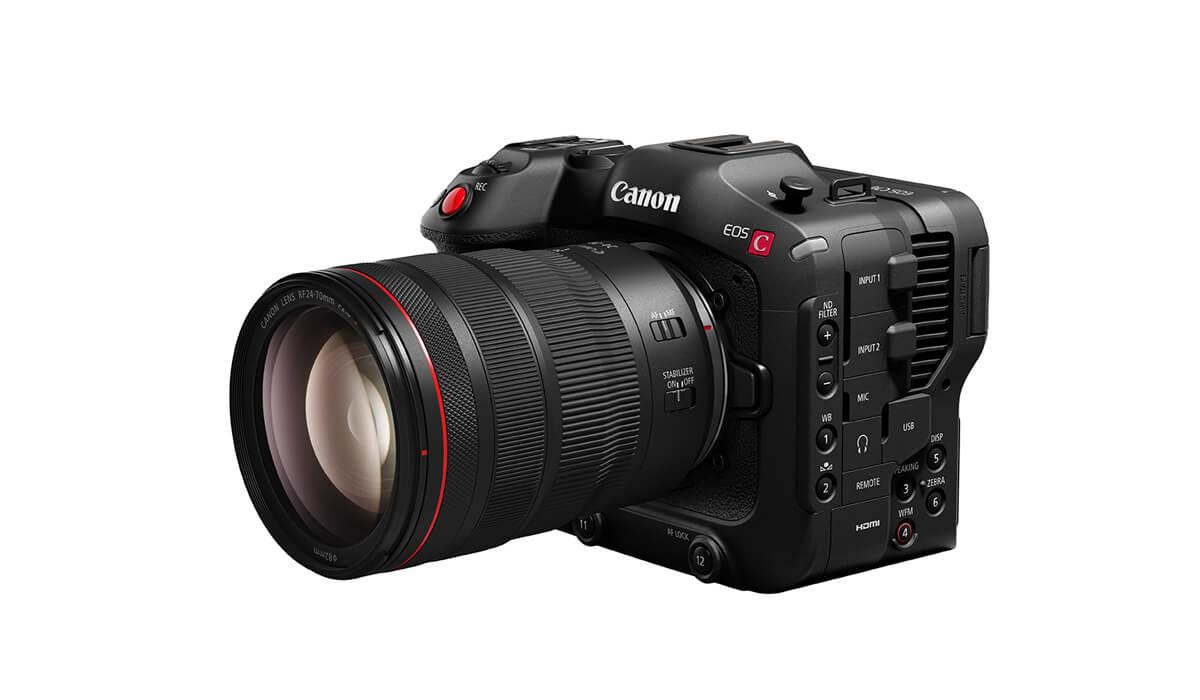 Canon Eos C70 Canon Eos C50