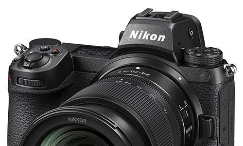 Nikon Z 6 Mark Ii EOS R5 Vs Nikon Z6