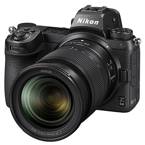 Nikon Z 6 Mark Ii EOS R5 Vs Nikon Z6