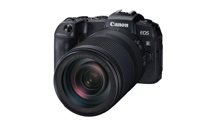 Canon Firmware Eos Rp