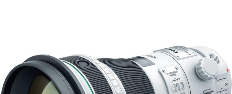 EF 400mm F/4