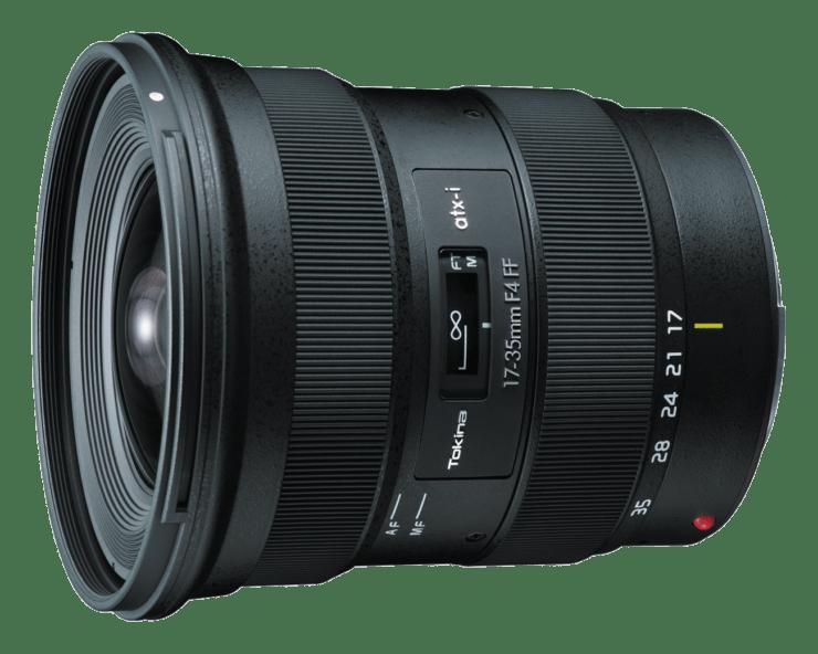 Tokina Atx-i 17-35mm F/4