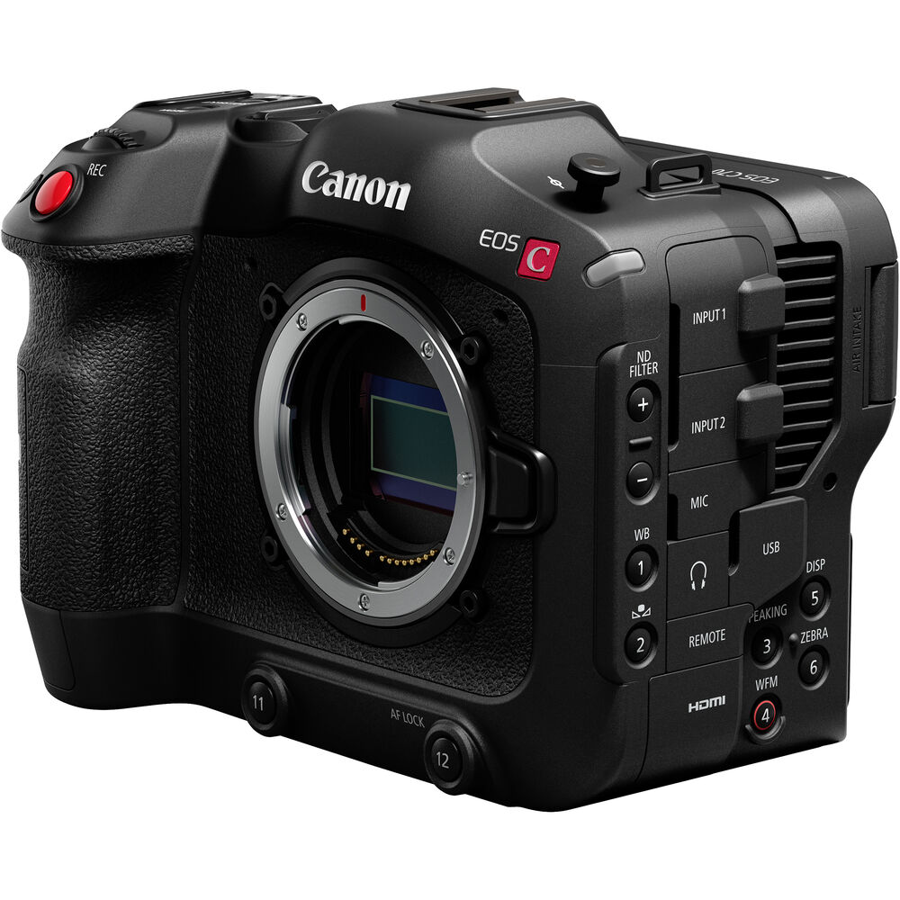 Video Gear Cinema Eos C70 Review