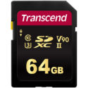 Deal: Transcend 64GB 700S UHS-II SDXC Memory Card – $39.99 (reg. $53.99, Today Only)