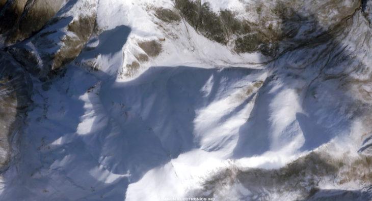 Canon's Imaging Satellite