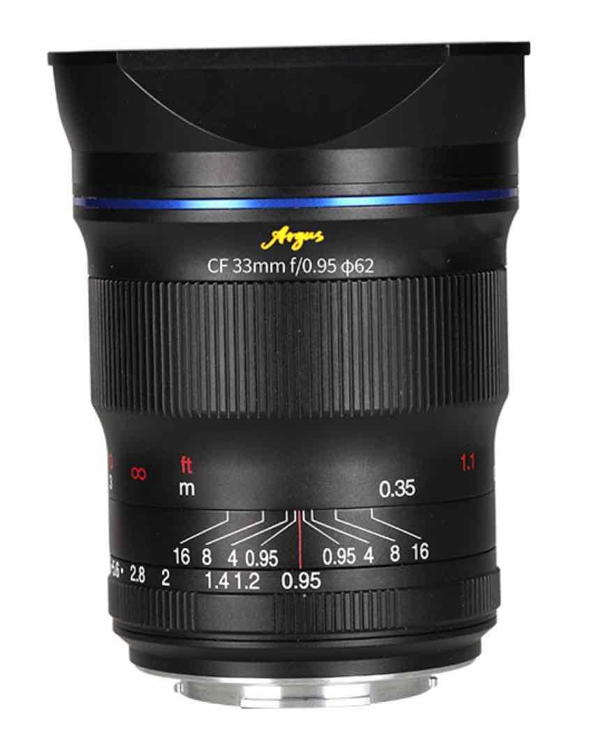 35mm F/0.95