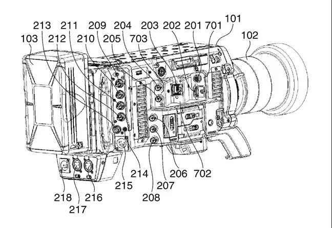 Canon Patents