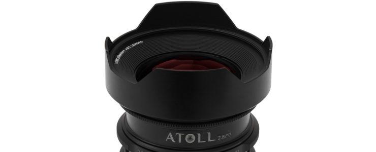 Atoll Ultra-Wide 17mm F/2.8