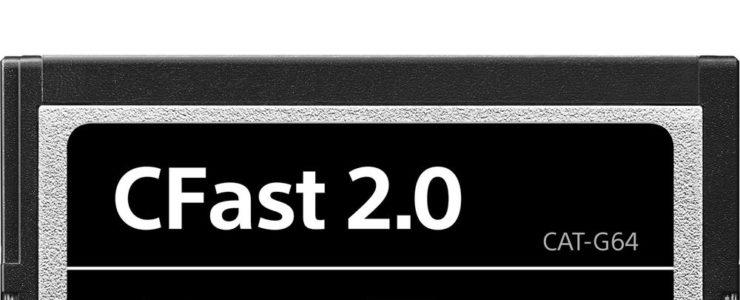 Sony 64GB CFast