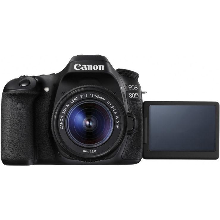 Canon Eos 80d Deal