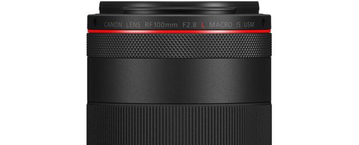 Canon Rf 100mm F/2.8L