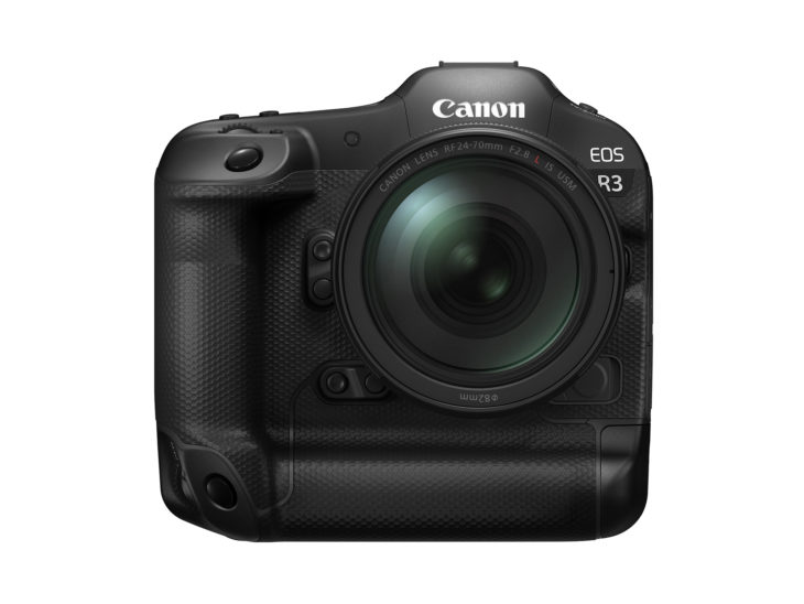 canon eos r3 specifications