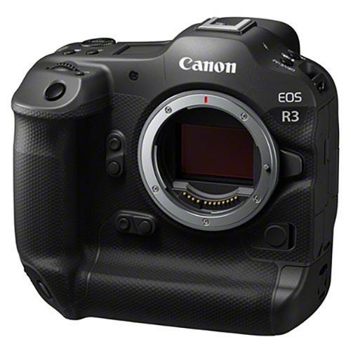Canon Eos R3 Sensor