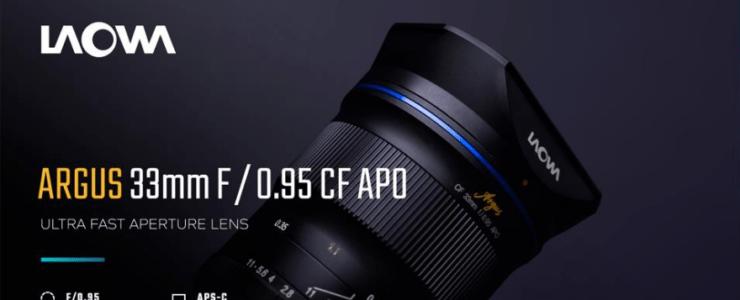 33mm F/0.95