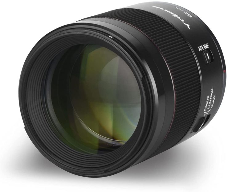YN RF 85mm