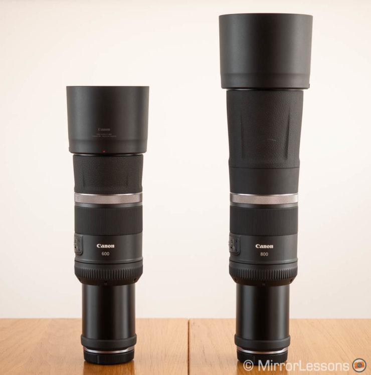 Rf 800mm F/11