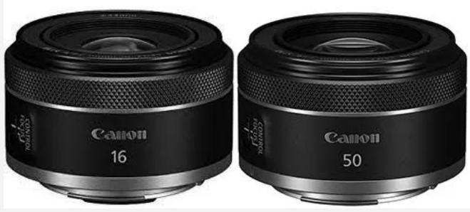 Canon Rf 16mm F/2.8