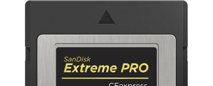 Only For Today (11/19/2021) B&H Photo Has A A Solid $100 Discount On The SanDisk 128GB Extreme PRO CFexpress Card Type B